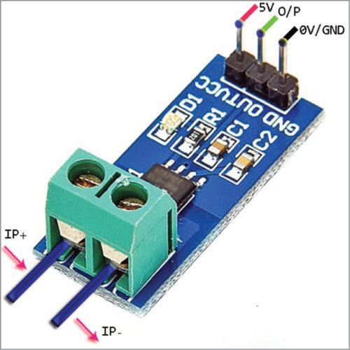 ACS712 module