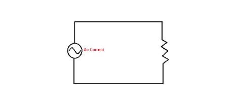 AC Current Circuit Explaination