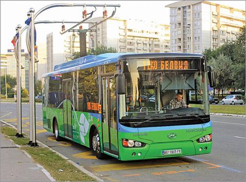 Capa bus