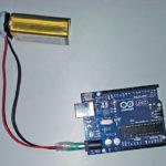 9V Battery Adaptor For Arduino Board
