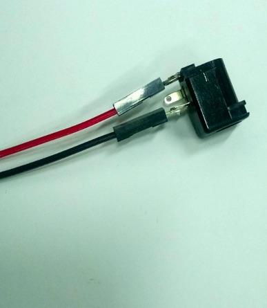 DC Jack/Socket with dupont wires soldered