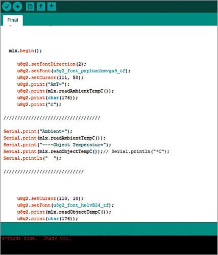 Serial.println( ) function