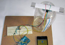 Smartphone Based Liquid Level Monitoring System