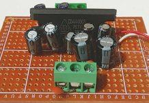 6W+6W Stereo Amplifier