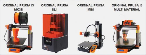 Prusa Research is considered the fastest-growing tech firm in Central Europe. Every month the printer farm sends thousands of 3D printers all over the world