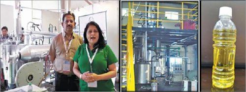 Plant of 500kg capacity at Rudra Environmental Solutions