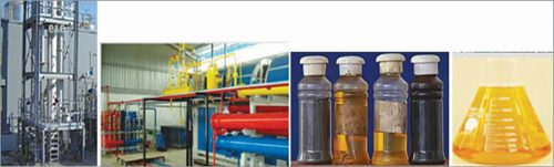 MK Aromatics does not need to segregate, wash or dry the plastics