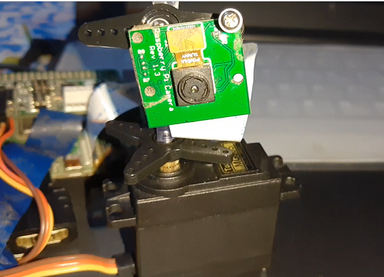 Author Prototype for Face Following Smart Camera