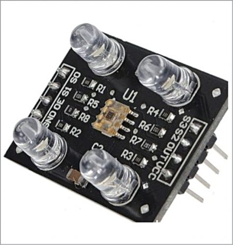 TCS3200 colour sensor module