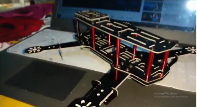 Qav 250 Drone frame
