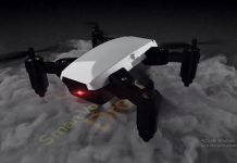 Voice controlled Drone