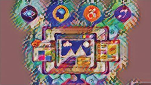 Fast style transfer