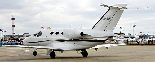 VH-SJP aircraft (Courtesy: airliners.net)