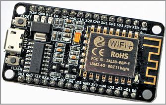 NodeMCU ESP-12F module