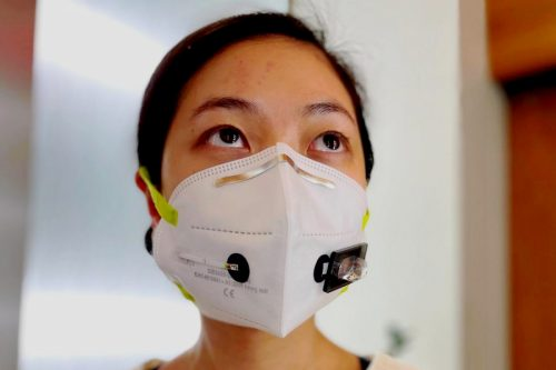 Face Mask that can detect COVID-19 and other pathogens