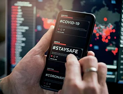 Apart from research, information technology is being used to fight Covid-19 in several innovative ways