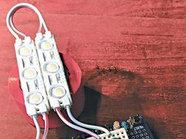 LED Desk Lamp Prototype