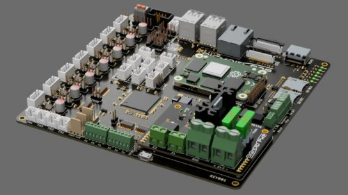 New 3D Printer Controller Board
