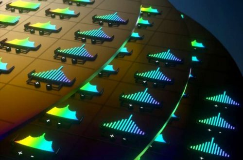 Commercially scalable Integrated On-Chip Semiconductor Laser