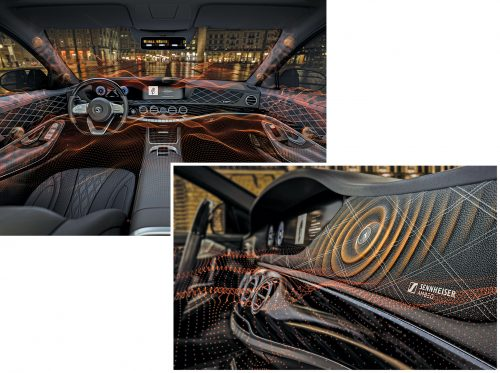 The Ac2ated sound and AMBEO mobility solutions from Continental and Sennheiser create a truly lifelike, immersive 3D sound experience, revolutionising audio technology in the car