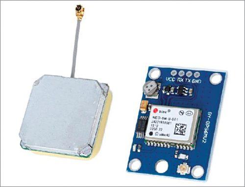 NEO 6M GPS module