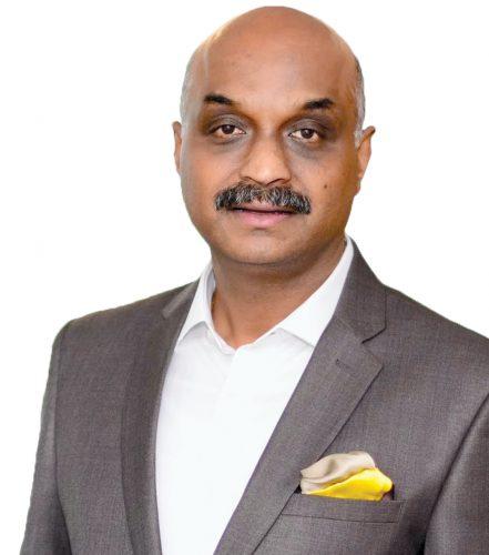 Vinay Shenoy, Managing Director, Infineon Technologies India