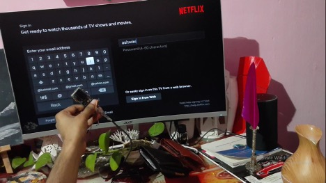 Testing of Automatic Netflix Login For Your Smart TV And Fire TV Stick